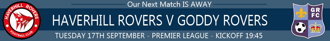 Godmanchesters Rovers Home Match