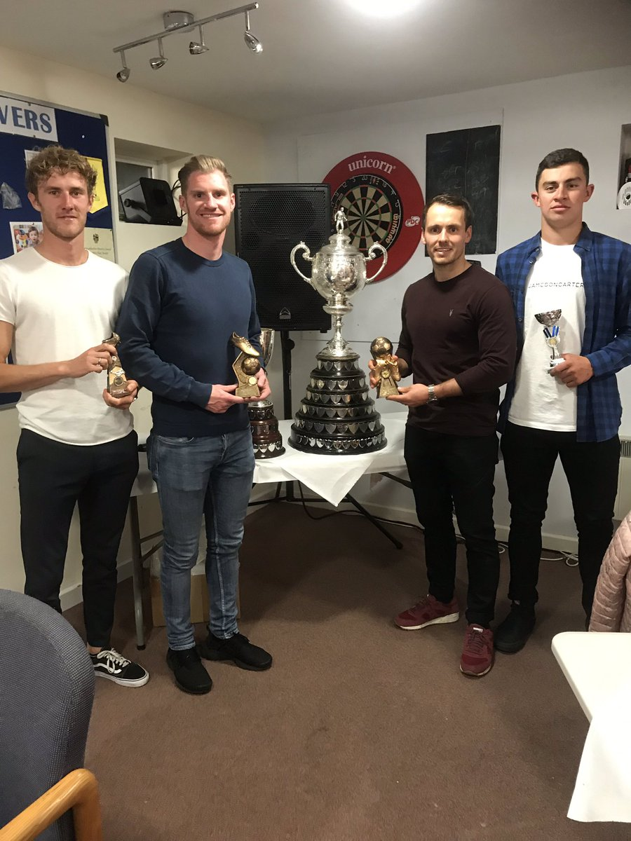 20190511 Presentation Night All Winners