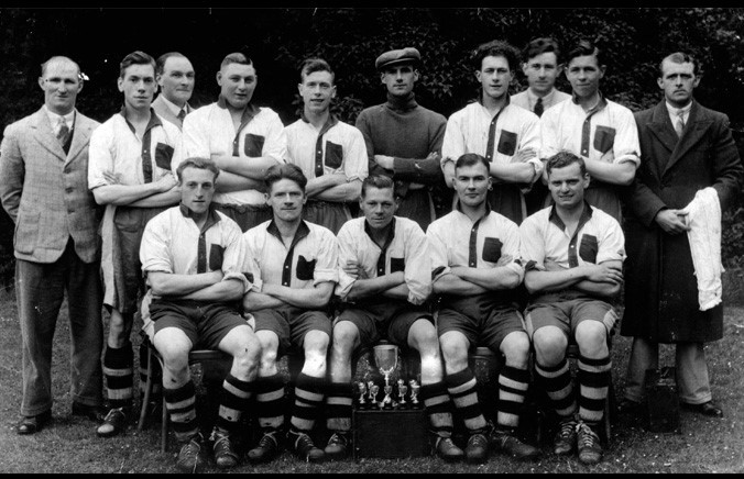 Godmanchester Rovers 1938