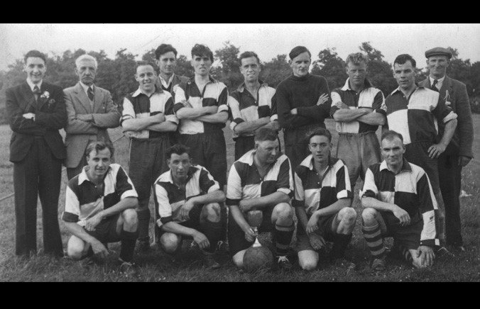 Godmanchester Rovers 1947