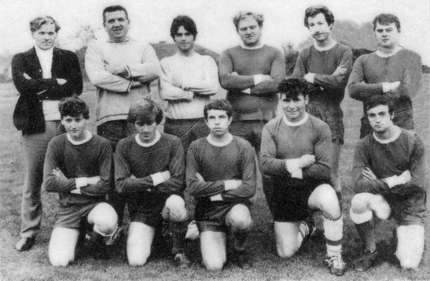 Godmanchester Rovers 1963