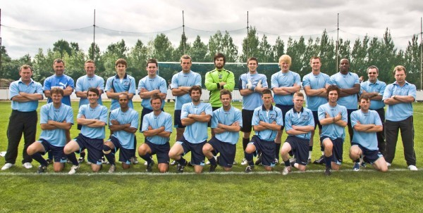 Godmanchester Rovers 2010