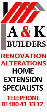 A K Builders Godmanchester