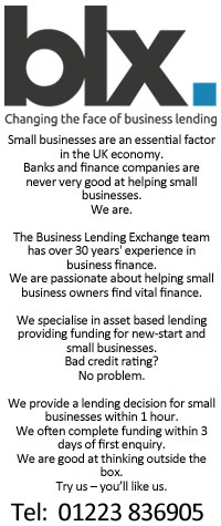 The BLX Business Financing