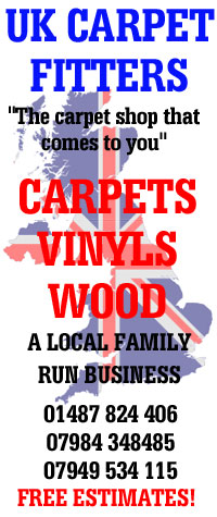 UK carpet Fitters
